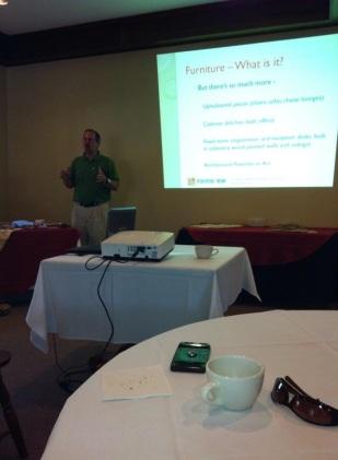CE Class Presentation, Bob Dickson