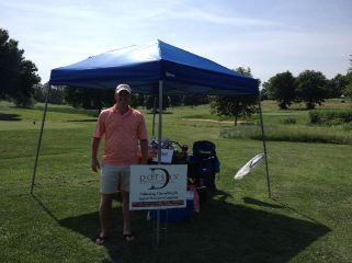 Golf Outing 2015, John Dotson of Dotson & Associates
