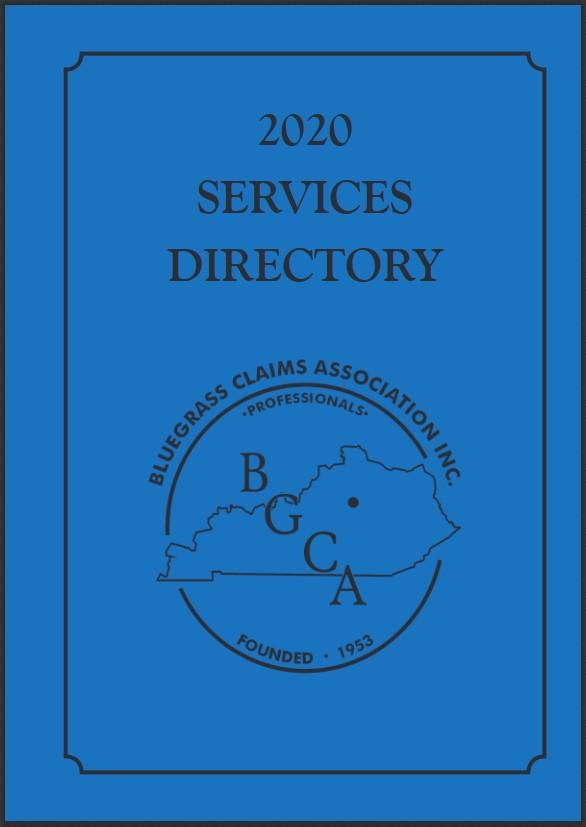 Directory 2020 Photo
